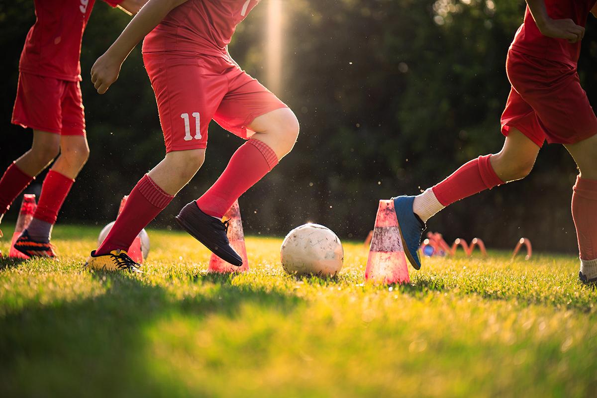 Ny fotbollsklass på Thoren Framtid i Ronneby
