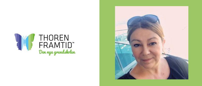 Lär känna vår rektor Eva Svensson