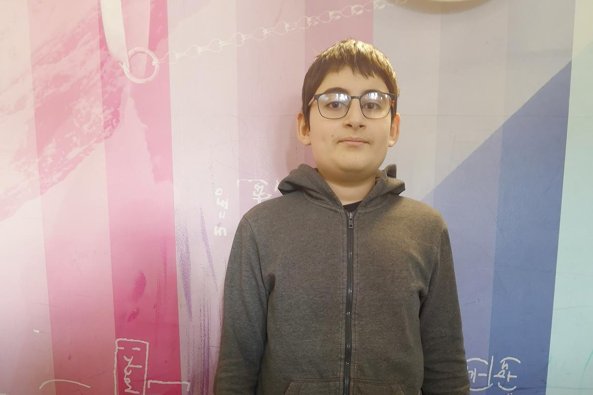 En skola med digital undervisning fick Allan att välja rätt