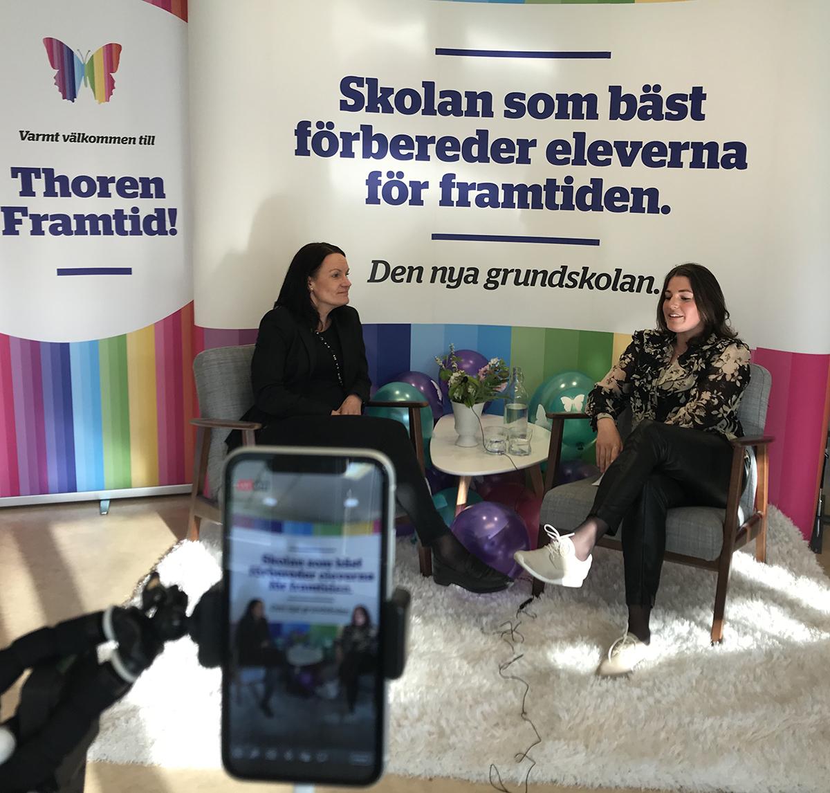Thoren Framtid Kalmar gör digital succé