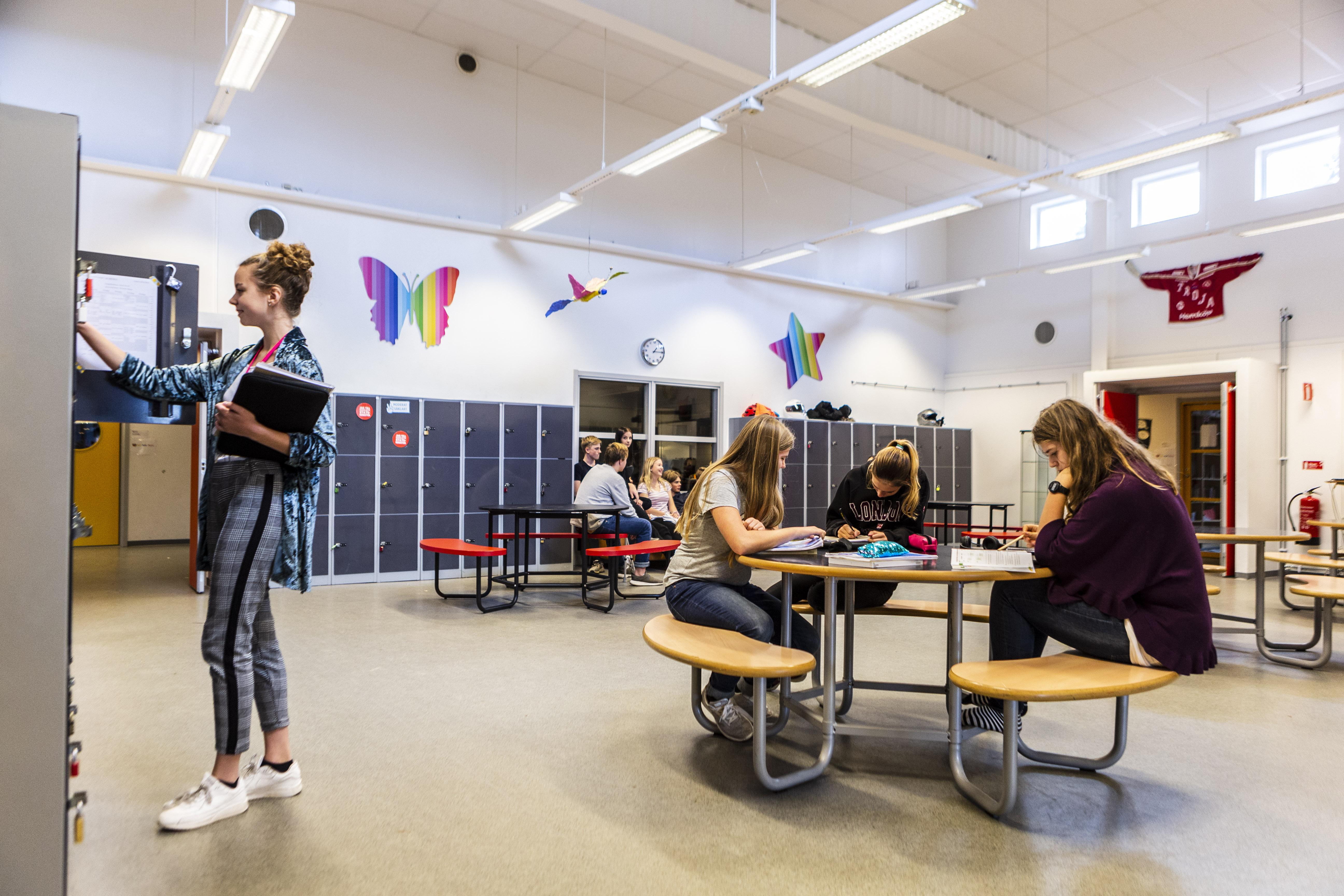 Thoren Framtid i Ljungby bygger ut för att få plats med fler elever