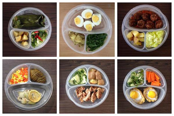 Các món ăn low carb dành cho người Việt