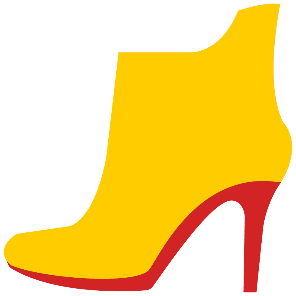 Women's Boot Heel Repair