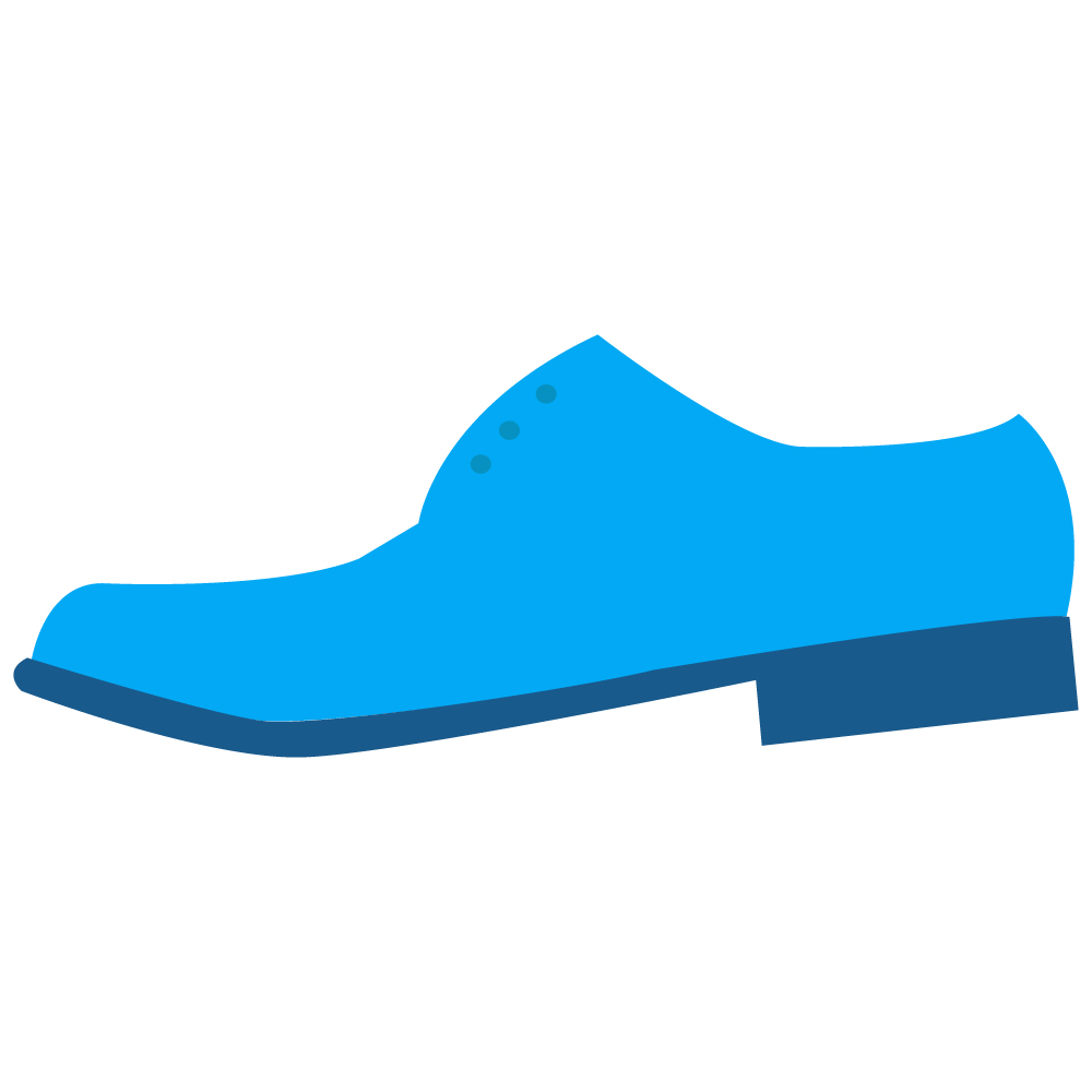 Men's Shoe Stretching