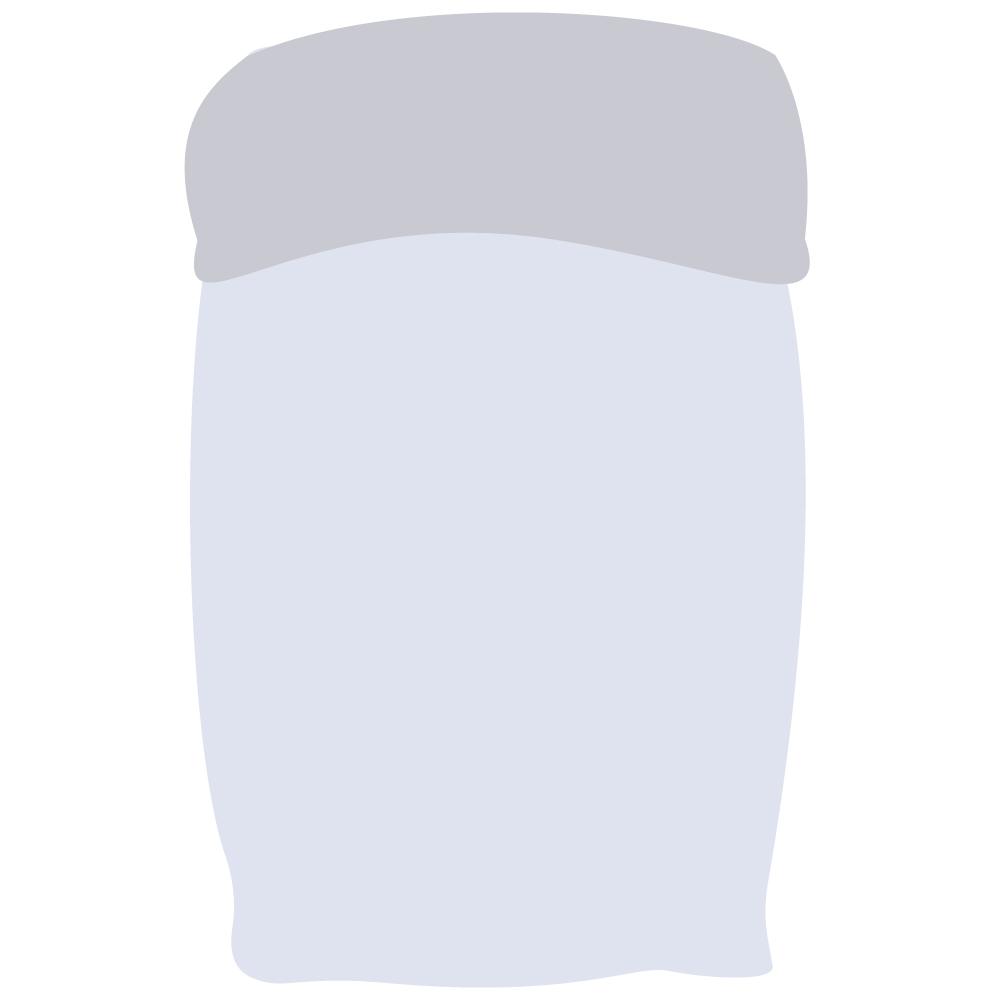 Duvet Cover Washed (single)