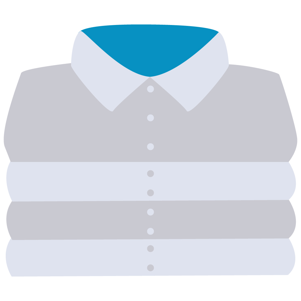 20 Shirts Ironed