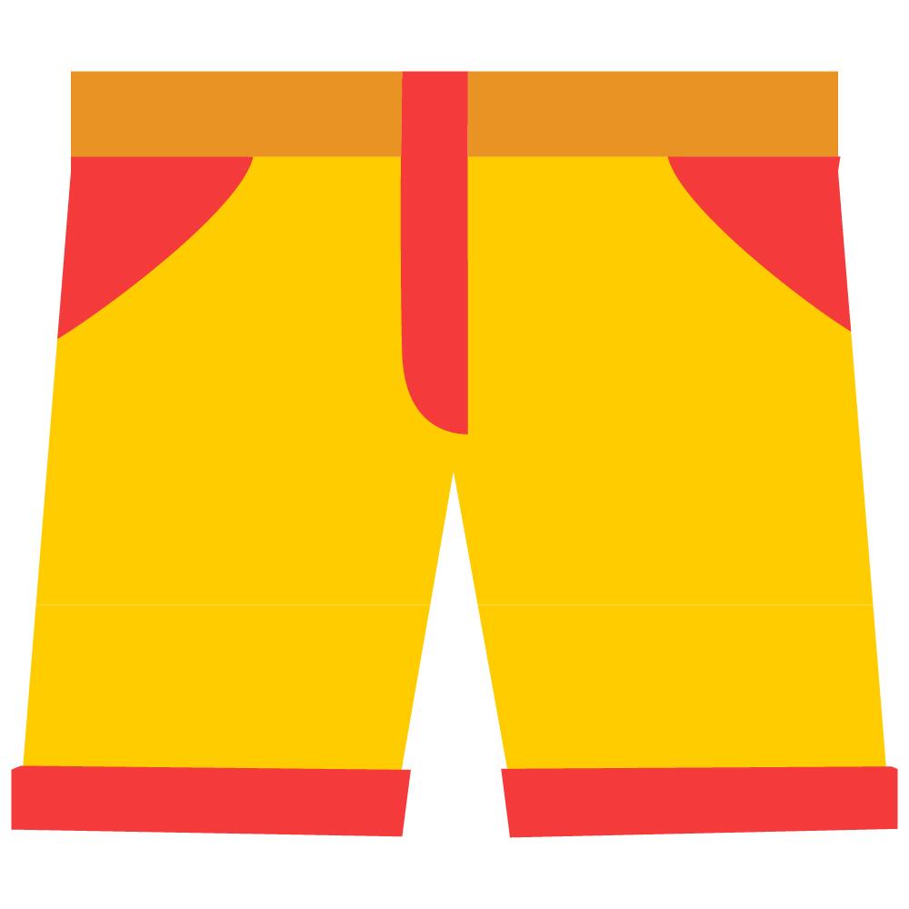 Shorts Ironed