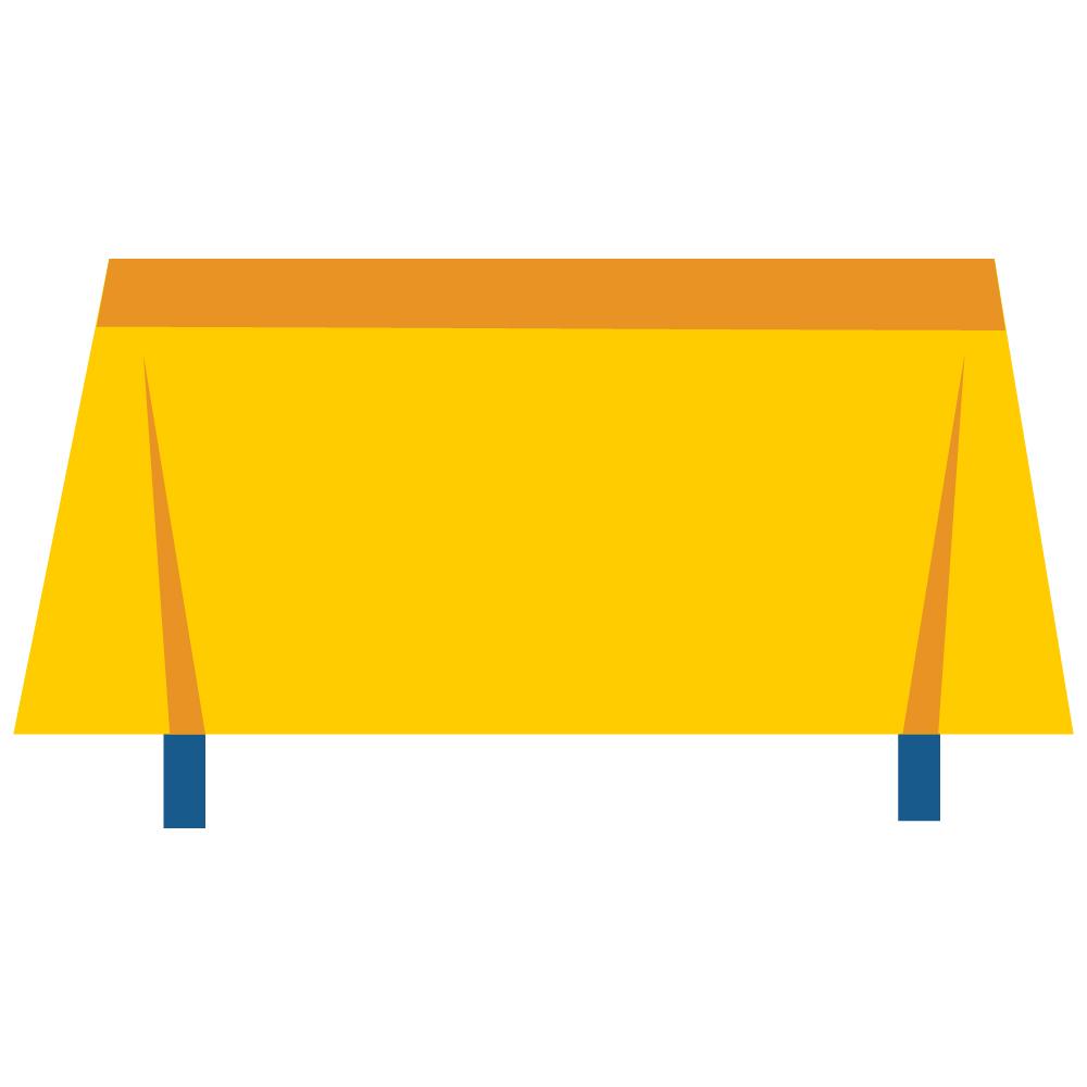 Table Cloth (up to 3m)