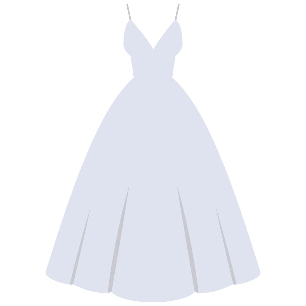 Wedding Dress Dry Cleaned