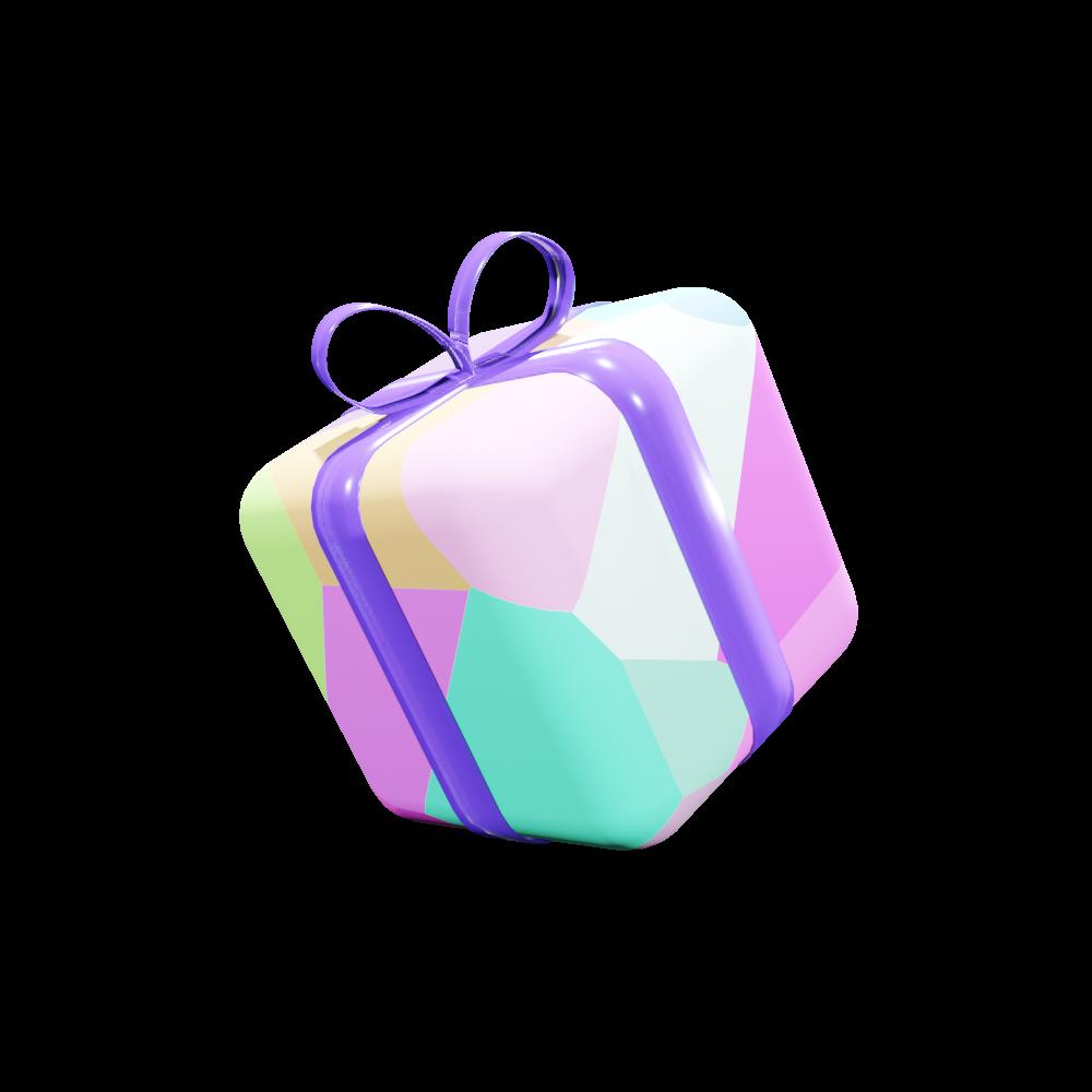 cadeau 3D