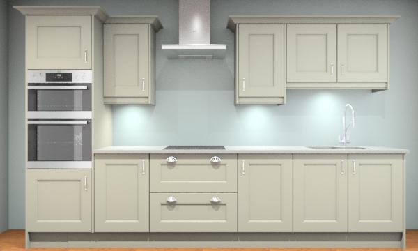 Woodbury light grey