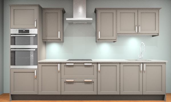 Belford Stone Grey image