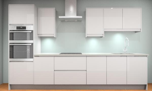 Java White Gloss  image