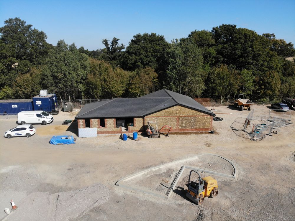 Dacorum Borough Council Cemetery Building Design and Construction