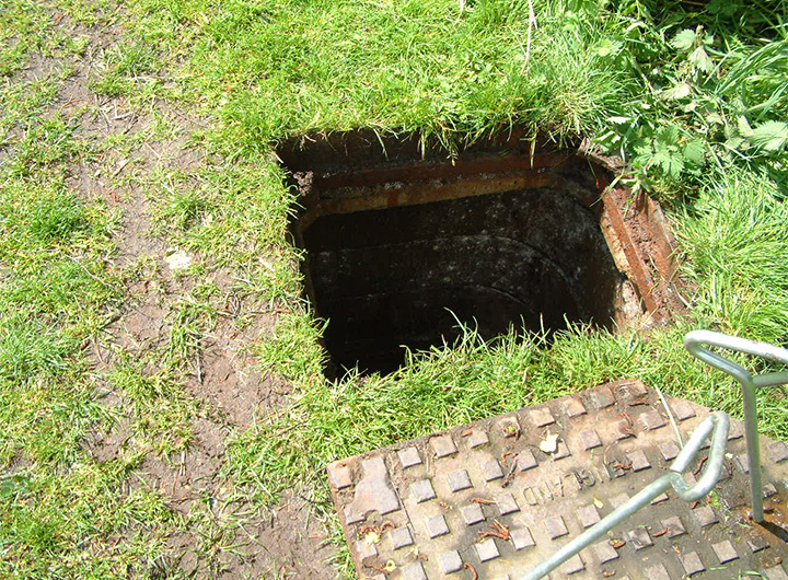 Cemetery Drainage Design and Assessment