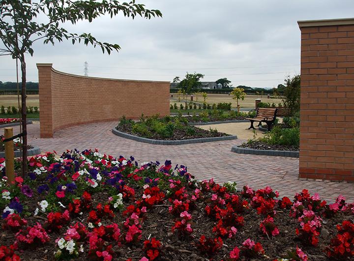 Cemetery Landscape Design and Memorialisation