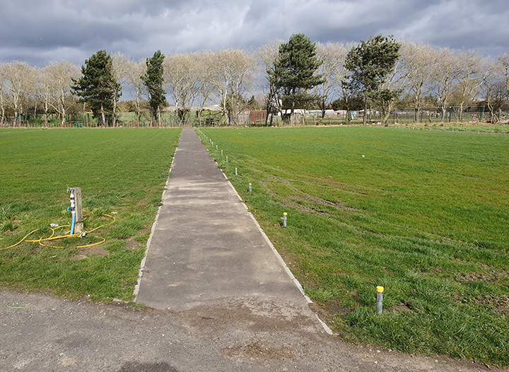 Cemetery Mapping and Plot Marking Out