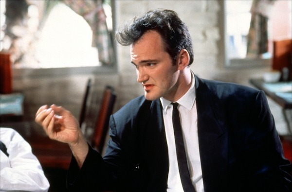 Tarantino Thanks the Hot-Take Artists for Their Service