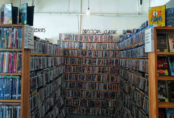 The last video store in Sydney