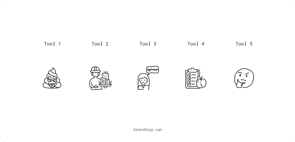 5 tools to help you find yourself