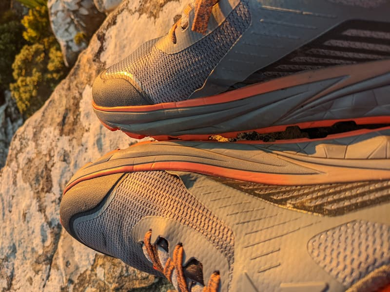 A picture of the Altra Timp 3.0 trail running shoes
