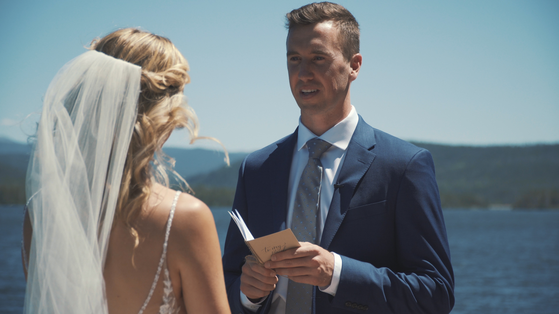 Andrew and Alexandra wedding film Orlando