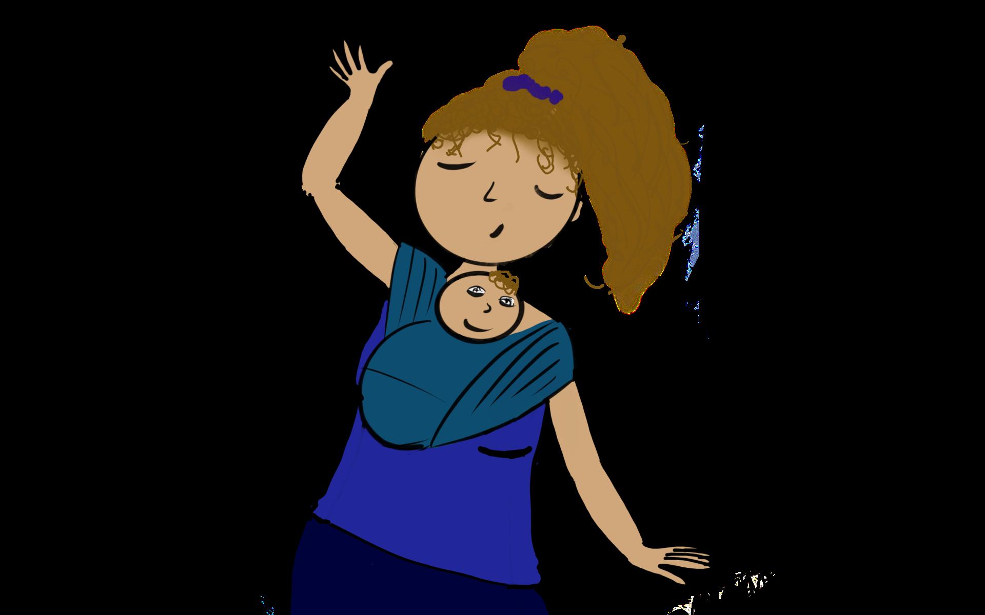 Danse avec bébé