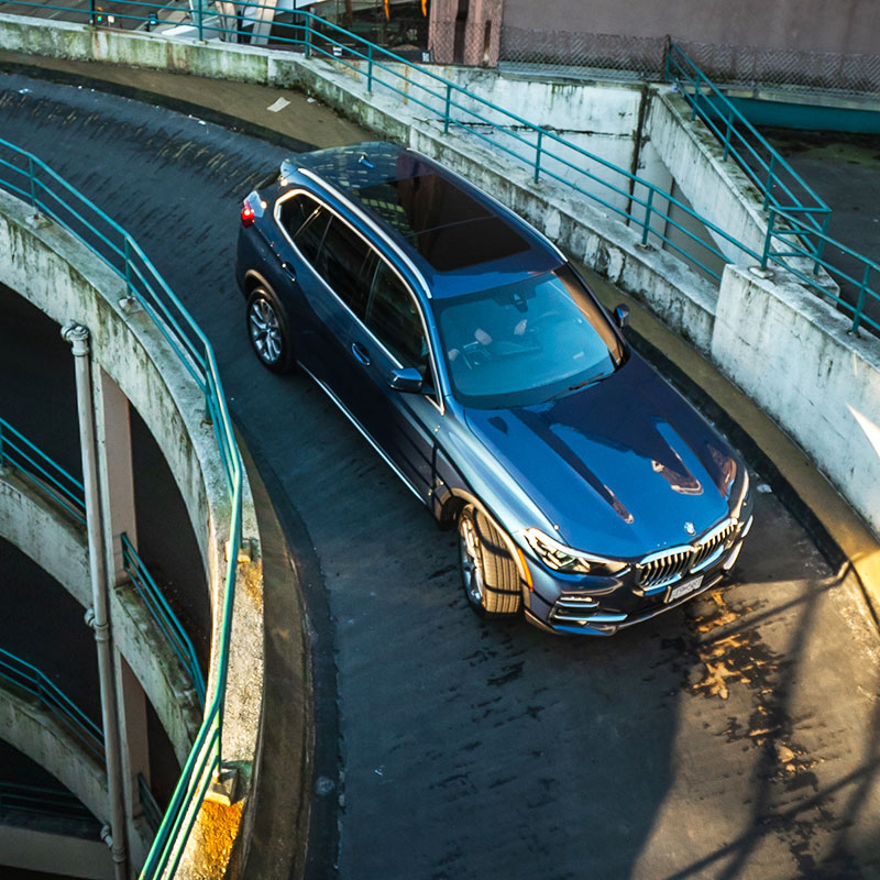 A BMW SUV from Portfolio by OpenRoad in Vancouver