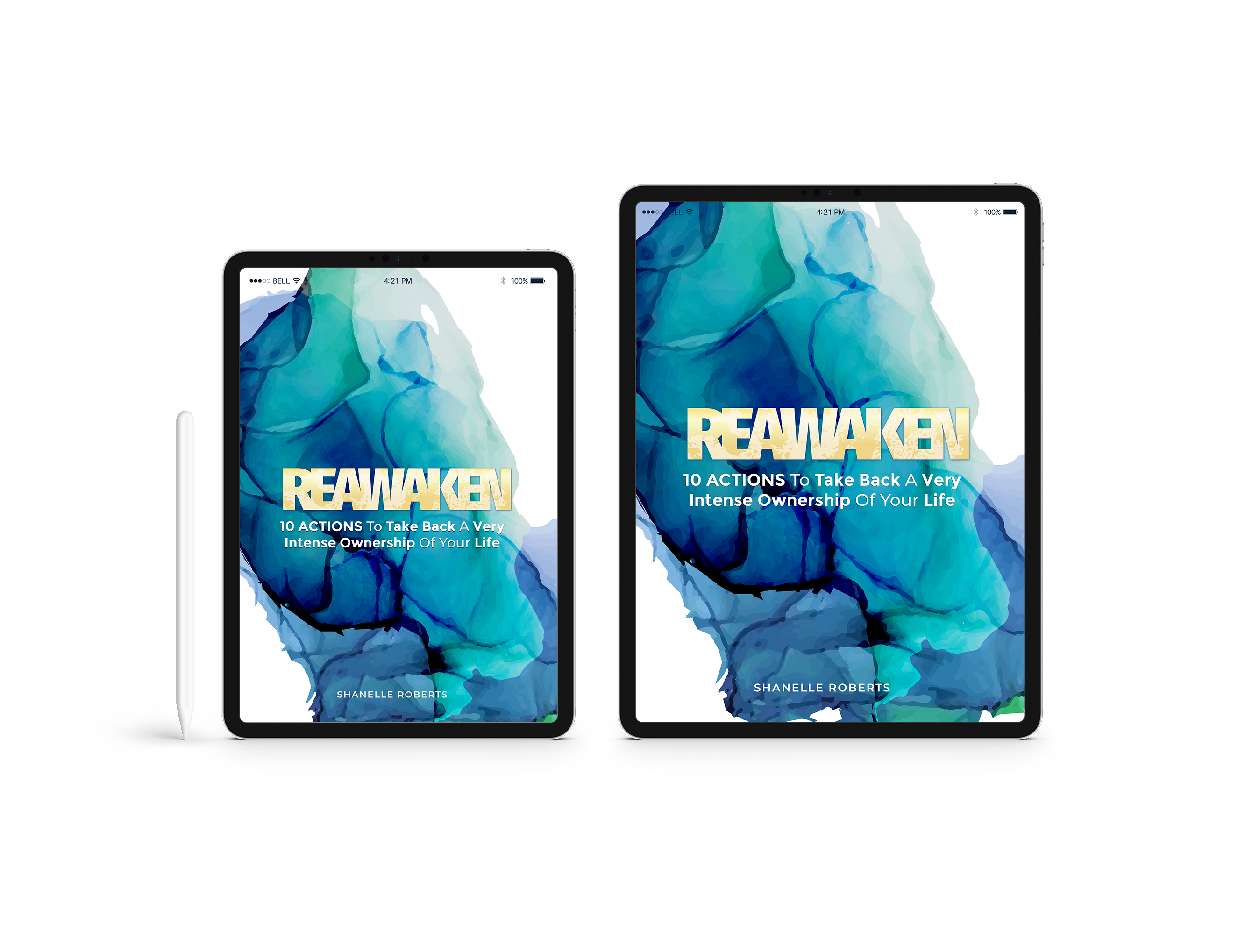 eBook Image of Reawaken: 10 Actions to take back a very intense ownership of your life