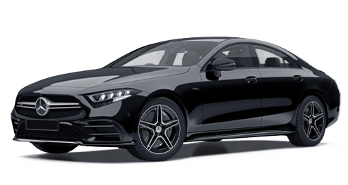 CLS 53 Coupe
