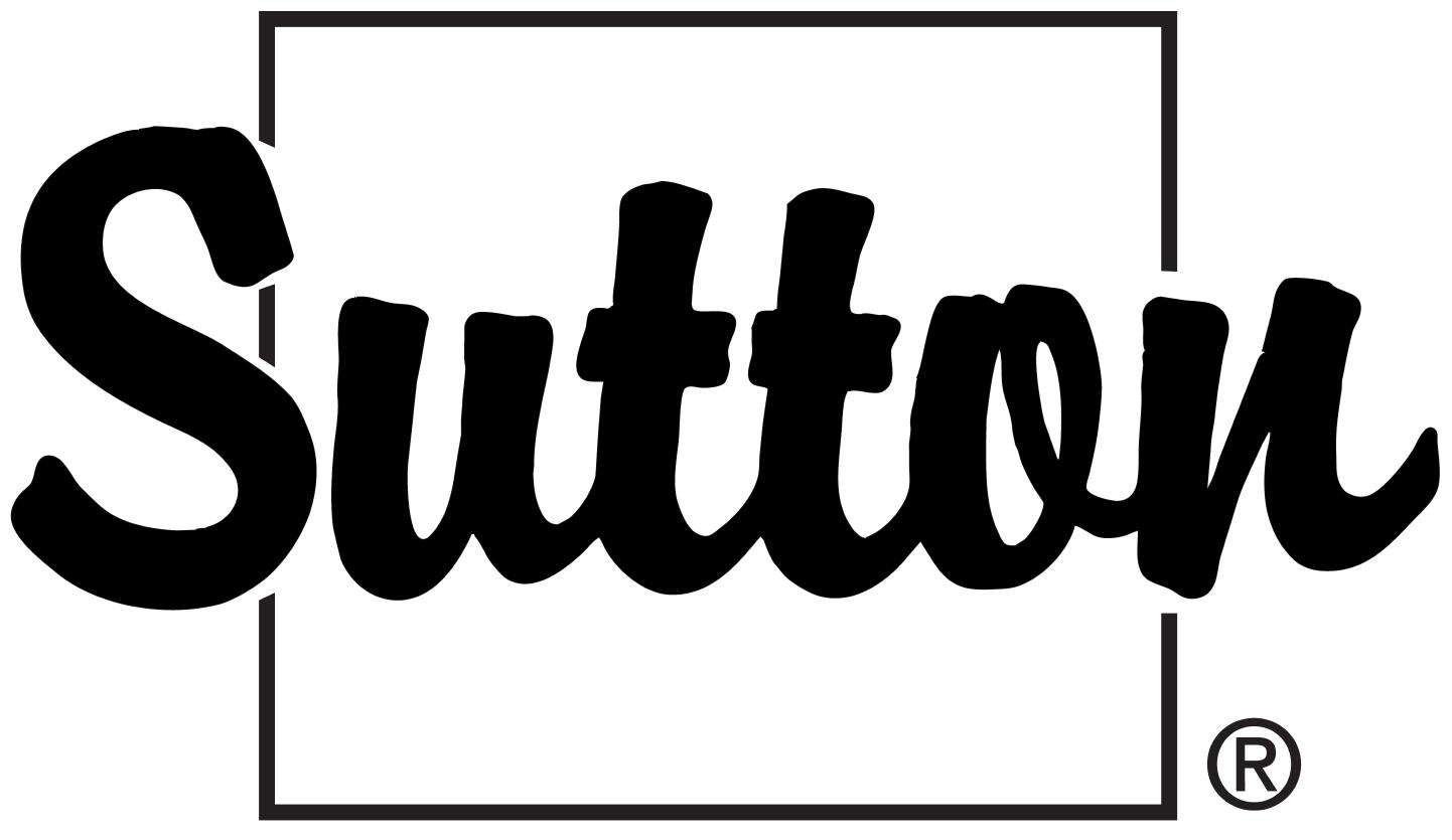 Sutton footer logo