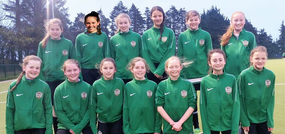 U15 Girls reach the final of the cup