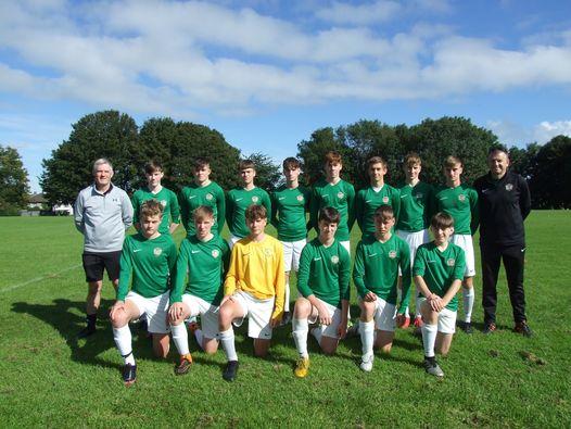 U17s V Drimnagh Celtic