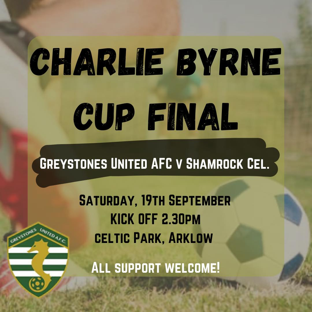 Charlie Byrne Cup Final