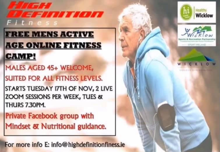 Men's Active Camp