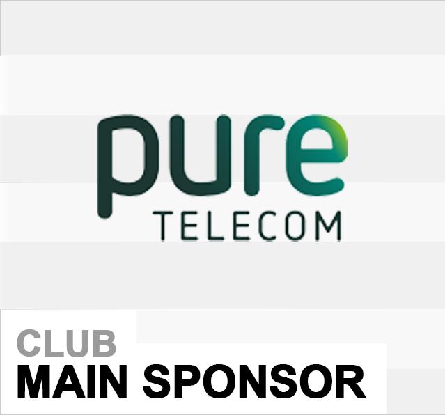 Pure Telecom main sponsor