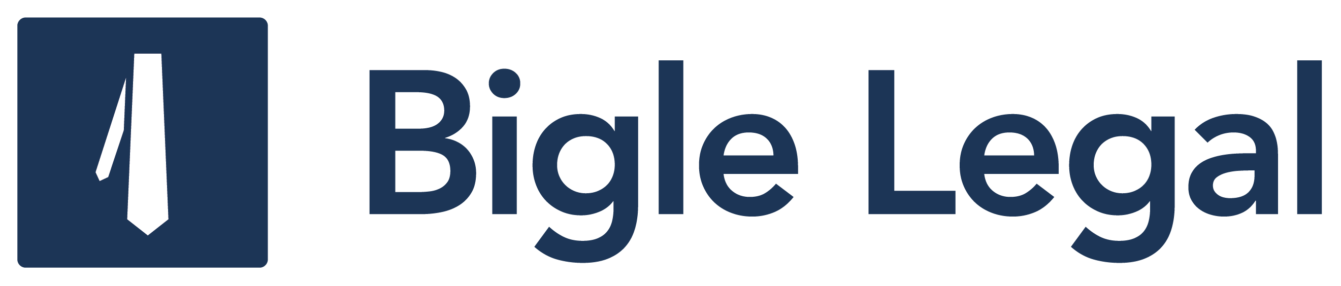 Bigle Legal Logo.