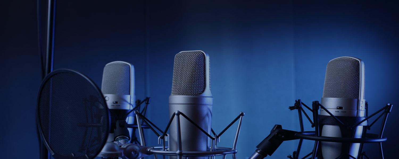 Radiomainos ja äänituotanto