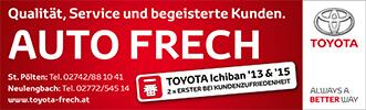 Toyota Frech