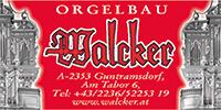 Walcker Orgelbau