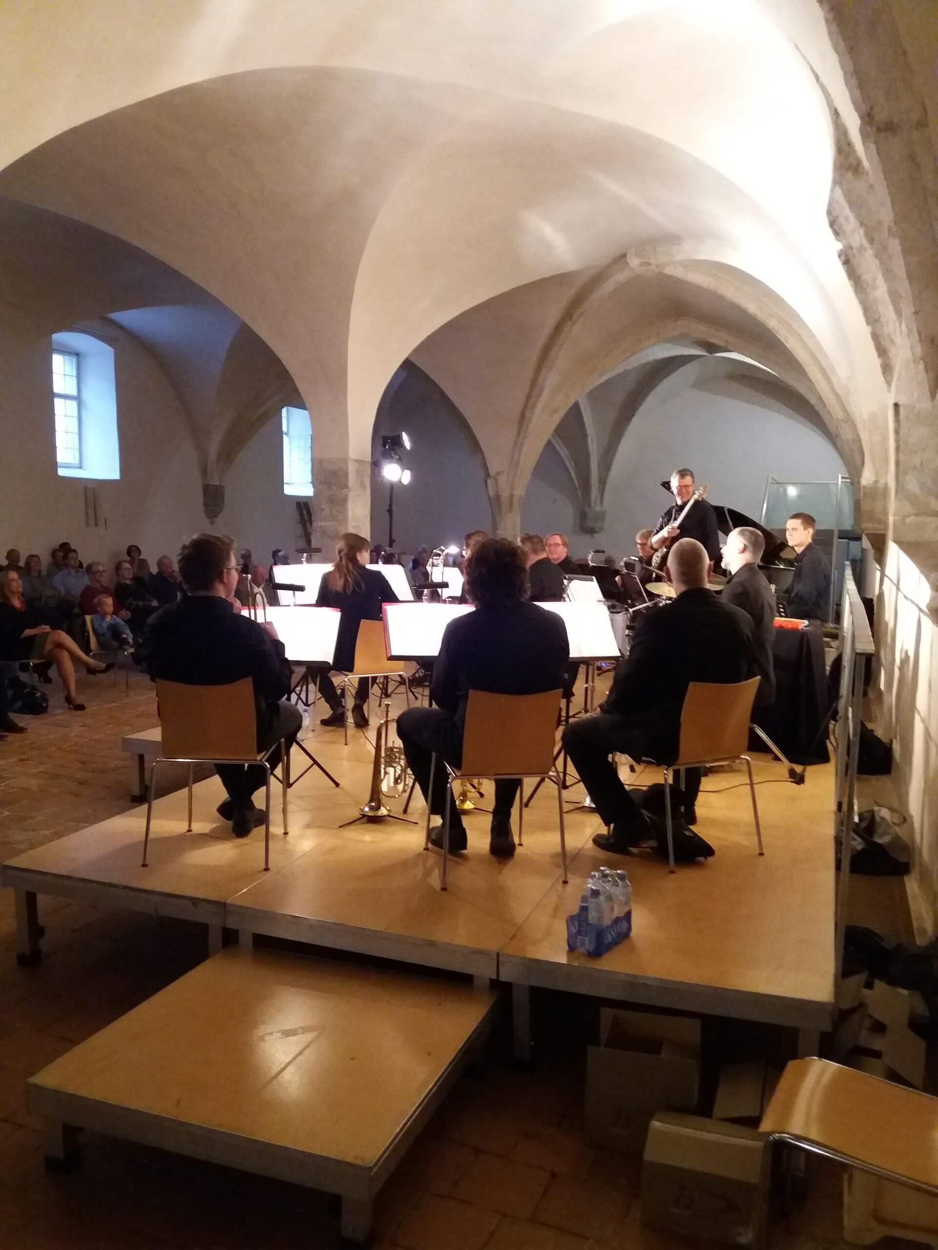 Jazzkonzert mit Amadeus Brass Quintett