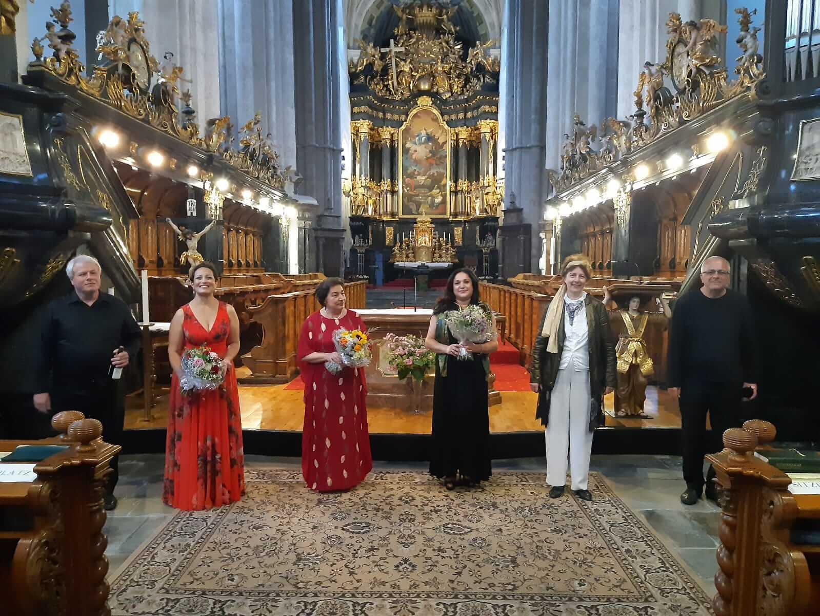 Dozenten spielten Volksliedbearbeitungen von Ludwig van Beethoven