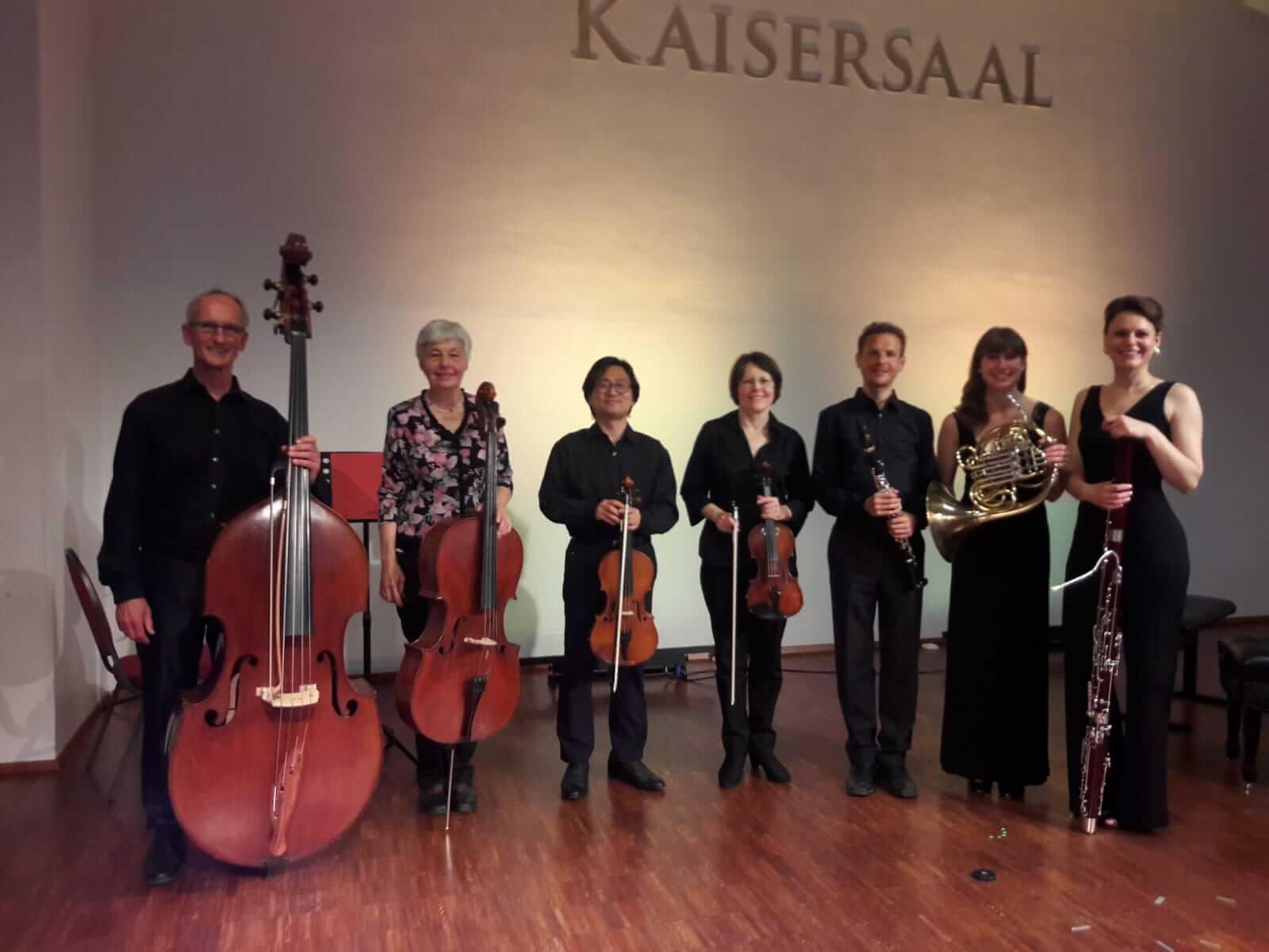 Künstlerfoto für Eröffnungskonzert der SAL am 5. Juli, 19:30 mit Werken von Beethoven