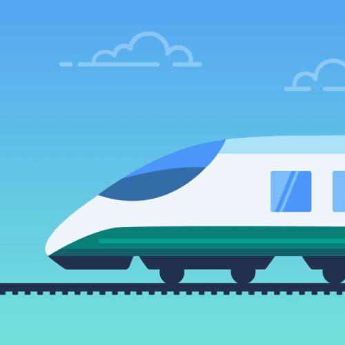 Trainline Dynamic Infographics