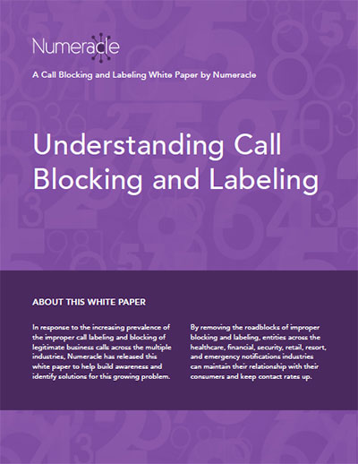 Call Labeling Whitepaper