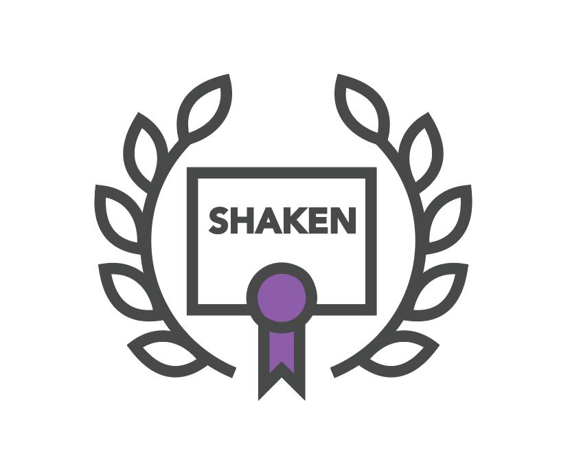 SHAKEN Certificate Management Logo