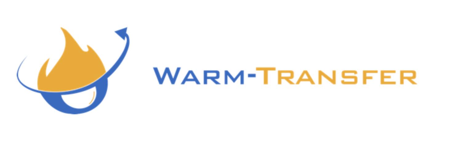 Warm Transfer Logo