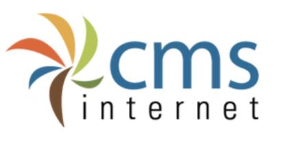 CMS Internet Logo