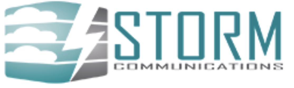 Storm Communications Logo