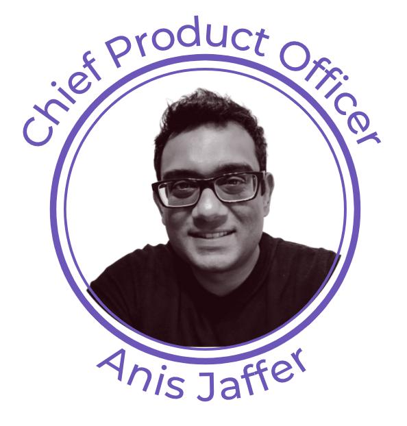 Headshot Anis Jaffer